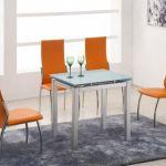 стулья для кухни на металлическом каркасе