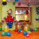 украсить комнату на день рождения своими руками
