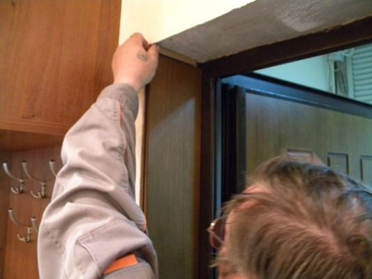 установка доборов межкомнатных дверей своими руками