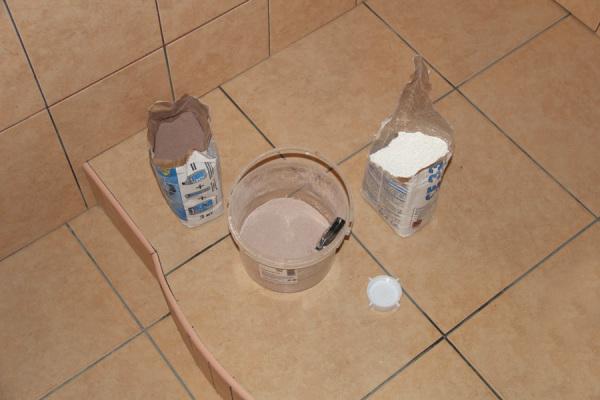 затирка для швов плитки в ванной влагостойкая
