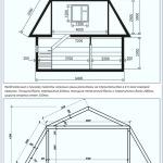 проект ломаной крыши