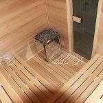 протекающий деревянный пол в бане