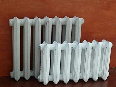 чугунные радиаторы отопления цена за секцию