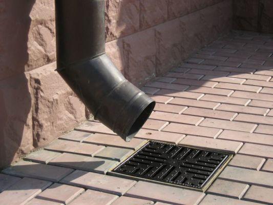 ливневая канализация закрытого типа