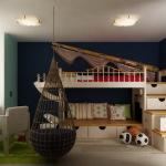 дизайн комнаты для мальчика