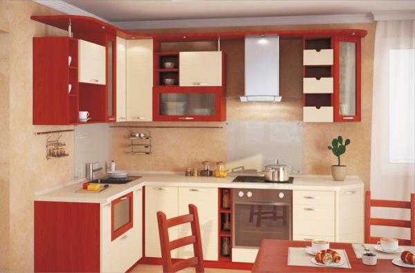 отделка кухни пластиковыми панелями фото дизайн