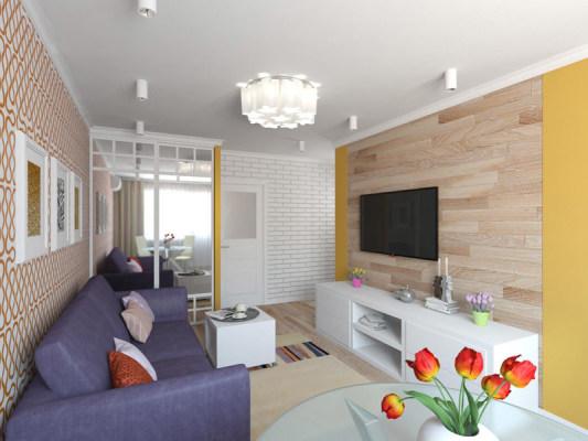 Оформление однокомнатной квартиры