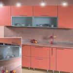 пластиковая панель для кухни фартук