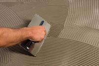 плиточный клей расход на 1 м2