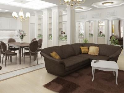 дизайн трехкомнатной квартиры 70 кв м фото