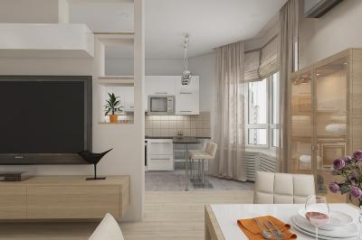 прихожая в трехкомнатной квартире дизайн
