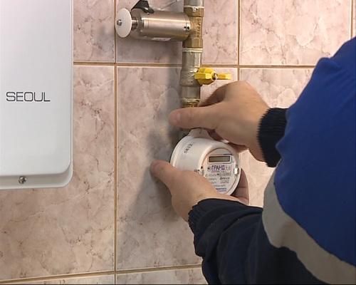 сколько стоит установка газового счетчика в квартире